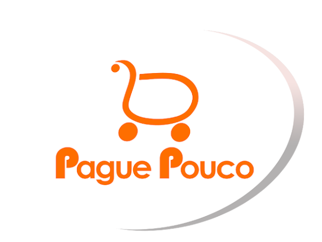 Logo do Super Pague Pouco - O Seu Supermercado Online